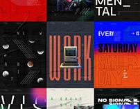 Typographic Posters vol.1