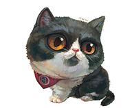 "【Customization NO.61】—— British Shorthair Cat""丸子"""