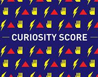 Curiosity Score