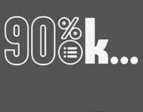 90% Ok
