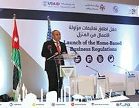 USAID Home-Based Business Regulations Launch