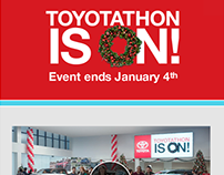 Toyota December Sales Event