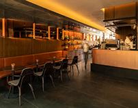 Arabic Café by Bab.nimnim Design Studio