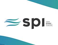 Identidade visual SPI - Save Power Inverter