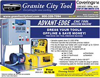 Granite City Tool April Fabrication Flyer 2016