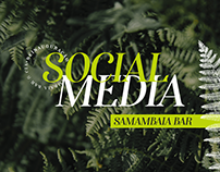SOCIAL MEDIA | Samambaia Bar