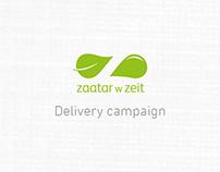 Zaatar W Zeit - Jordan