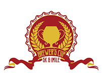 BREWER'S CUP 5K & 1MILE