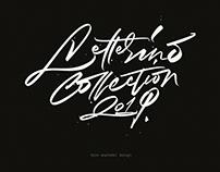 Lettering Collection 2019