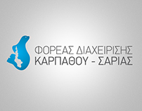 Management Agency of Karpathos and Saria logos