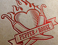 Pepper House | Identidade Visual