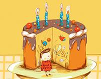 Cuento personalizado Feliz Cumpleaños