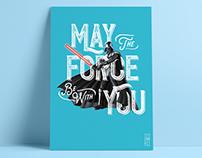 Star Wars - Poster/Estampa