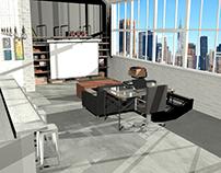 Interior Room Model