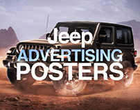 Jeep AD posters