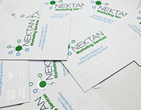 Nektan Business Cards & Merchandise