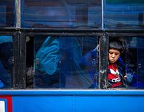 Bus journeys