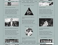 Amarello Website
