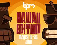 BPM Festival (Concept Flyer)