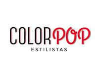 ColorPop Estilistas - Branding