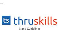 Thruskills design and brand guidelines