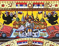 Iconostasis of Serbisms- Serbocommunism