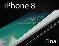 Apple iPhone 8 Realistic Concept