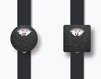 watch design by studio inbetween