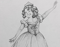 Princess Charicature