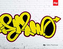 Draw Graffiti Art