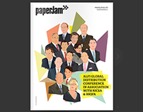 Portraits for Magazine PaperJam - Maison Moderne