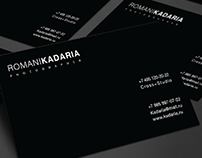 Business card design