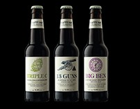 Acclaimed craft beer branding - Crafty Dan