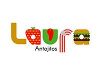 Antojitos Laura | Imagen Corporativa