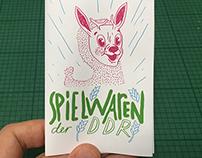 Spielwaren der DDR | Zine