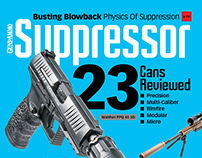 Suppressor magazine 2018