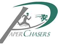 Paper Chasers Logo
