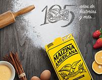 Maizina Americana 105 años_Key Visual