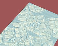La mathématique et la montagne.