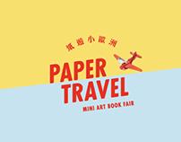 Paper Travel Mini Art Book Fair