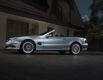 Mercedes SL 55
