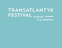 Transatlantyk Festival Poster