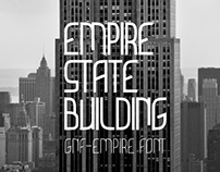 GNF-Empire Font