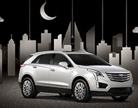 Cadillac Ramadan 2018 GCC Campaign