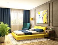 Design from KSD: Kitchen, Living room, Bedroom