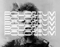 Polonium - Free Display Font