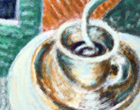Cup in Corner- Pt. 2