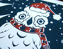 Have a Hoot Holiday Card