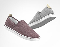 Layer - Modular, customisable and sustainable footwear