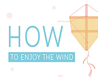 How to enjoy the wind